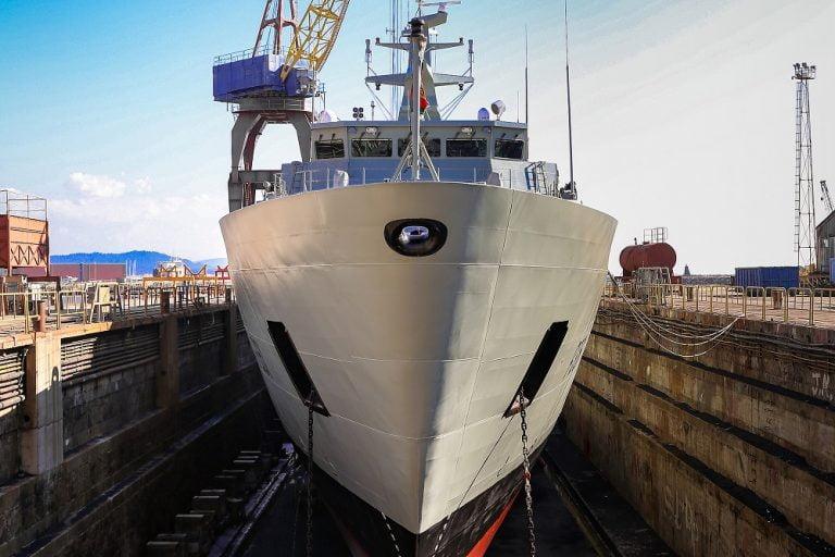 Navio Patrulha Oceânico