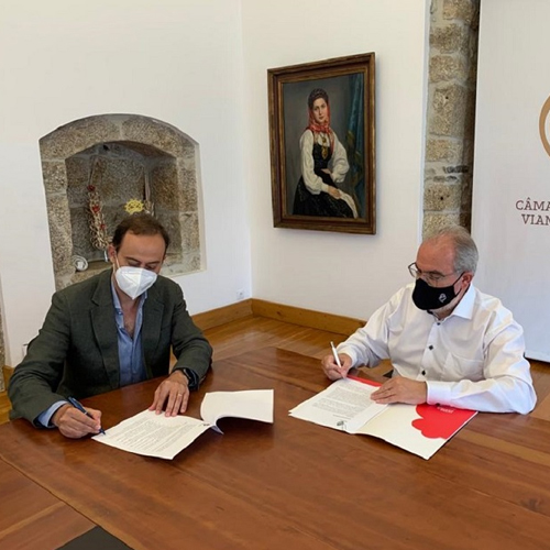 West Sea signs a contract with the City Council that will allow an investment of 3.5 million euros